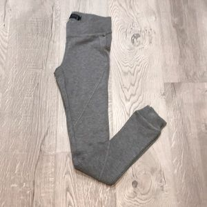 American Eagle Knit Lined Legging Joggers XS